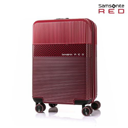 [쌤소나이트RED] ROBO II 캐리어 55/20 EXP RED GN000001