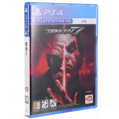 철권 7 PS4, 상세페이지 참조