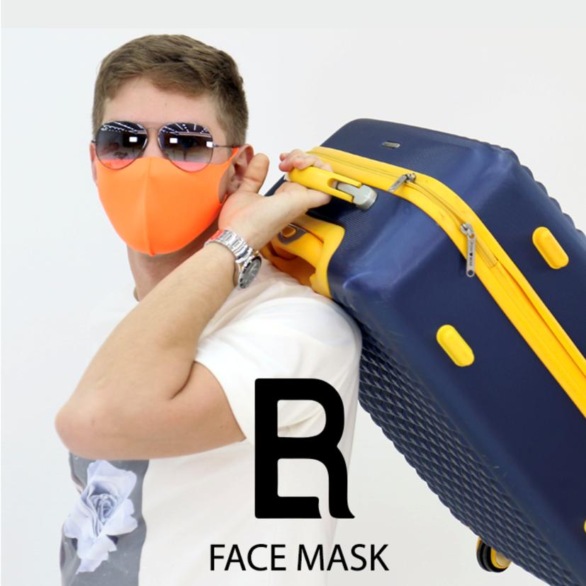 BR 패션 항균 3D 마스크