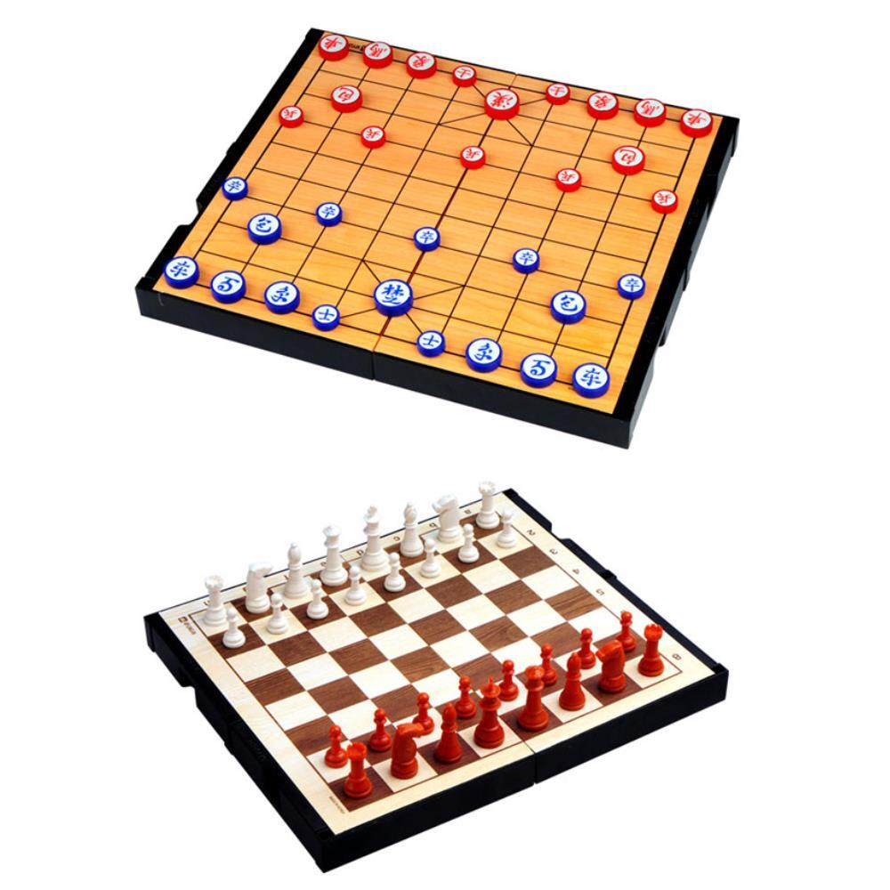 양면 체스 장기게임 초등학교3학년선물 초등학교2학년선물 초등학교1학년선물 완구