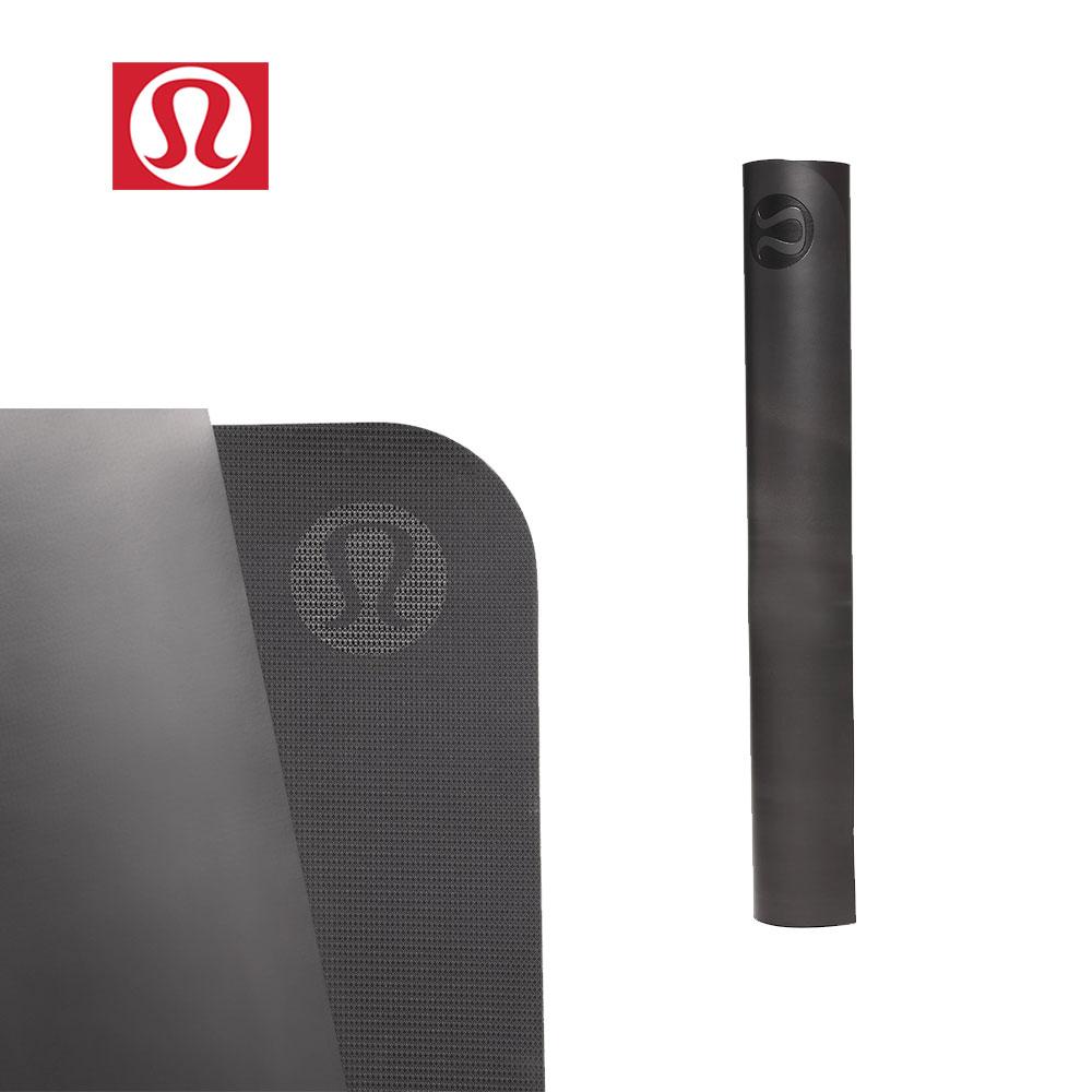 룰루레몬 요가매트 리버시블 블랙 화이트 매트 The Reversible Mat 3mm, Black/White/Black