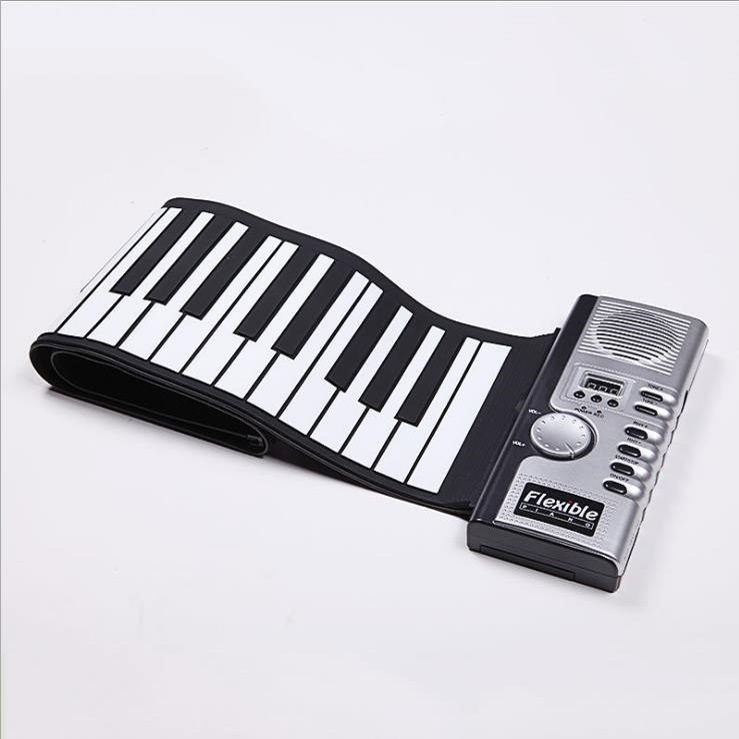GLINWO 전자 접이식 롤 피아노 61건반 교습 용품