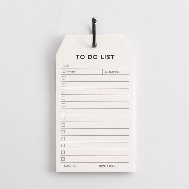 공부계획표 투두리스트 TO DO LIST 오늘할일 노트