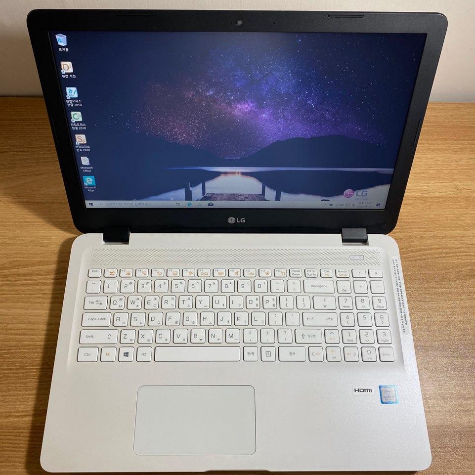 LG전자 울트라PC 15UD480-GX3DK I3-8세대 8GB 15인치 중고노트북