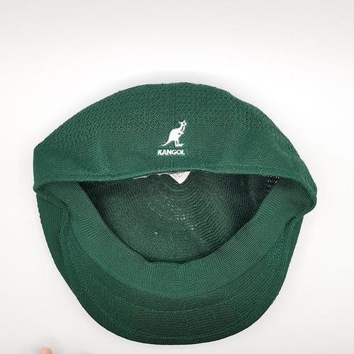 해외상품 캉골모자 KANGOL Kangaroo Wool Mesh Beret 통기성 오목한 모양 현아 같은 스타일 쉘-50414