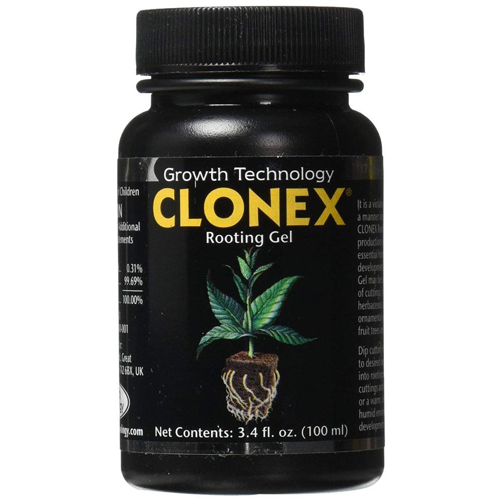 Clonex 삽목 꺽꽂이 젤타입 발근제 클로넥스 클로닝젤 100ml