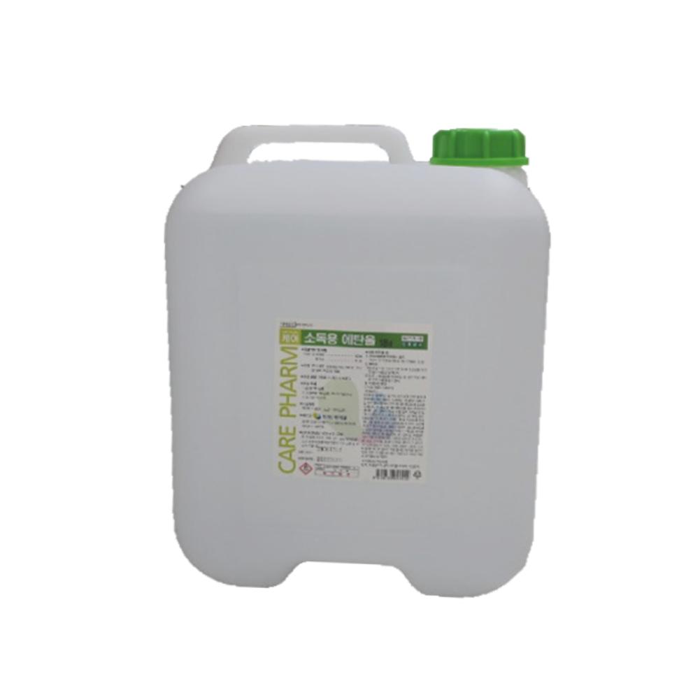케어팜 소독용 에탄올 18L (POP 1384904595)