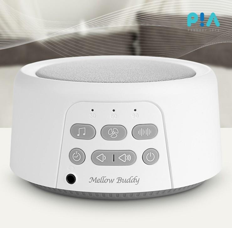 [전용아답터증정]백색소음기 사운드테라피 수면유도 집중력향상 독서실 소음기, 백색소음기
