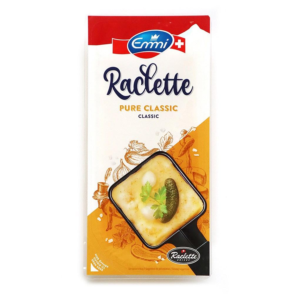 에미 라끌레뜨 슬라이스 200g 구워먹는 치즈 라끌렛 치즈