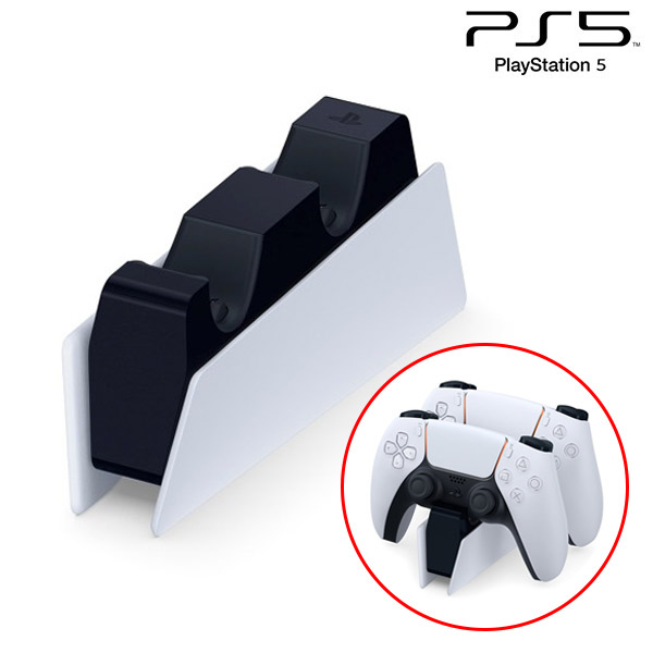 PS5 듀얼센스 컨트롤러 충전거치대 소니정품 (국내정발 국내배송) 새제품