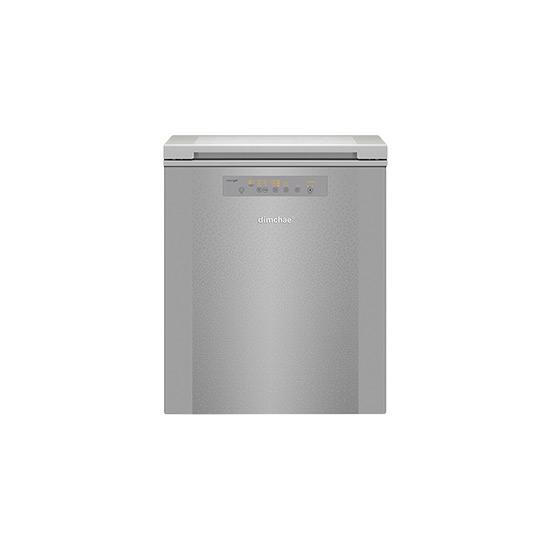 위니아 김치냉장고 딤채 2020년형 뚜껑형 루센트실버 120L (WDL12DETRS) 1666-4175