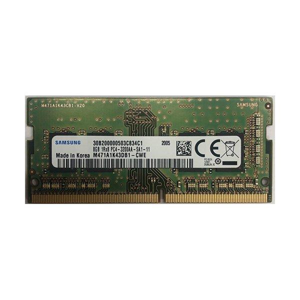 삼성전자 DDR4 8G PC4-25600 노트북용 메모리 (저전력), 선택하세요