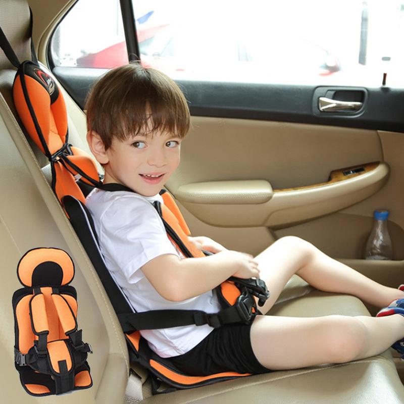 폴라도레 유아 카시트 휴대용 보조 주니어 어린이 안전벨트 +폴라도레사은품증정, 04-블루블랙