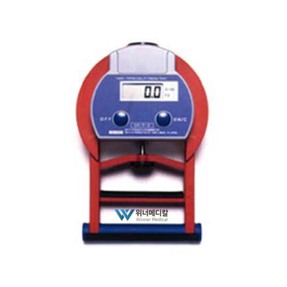TAKEI 디지털악력계 (TKK-5401) 악력측정기구 경찰 소방공무원채용 공식사용