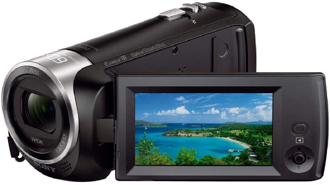 Sony 소니 FHD 1080P 60P 캠코더 핸디캠 HDRCX405 미국정품, 단일상품