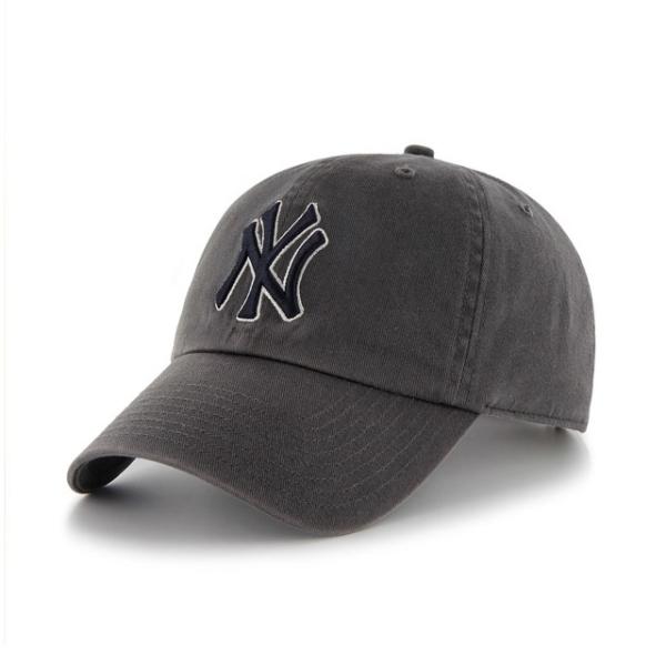 엠엘비 47브랜드 MLB모자 뉴욕 양키즈 차콜 빈티지