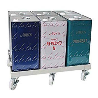 アルミアングルキャリー 補強付 6缶用 알루미늄 앵글 캐리 보강 부 6 캔용, 1
