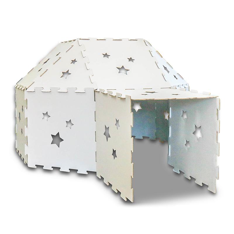더조은키즈 이글루 하우스 만들기 놀이집 종이집 아지트 종이공작