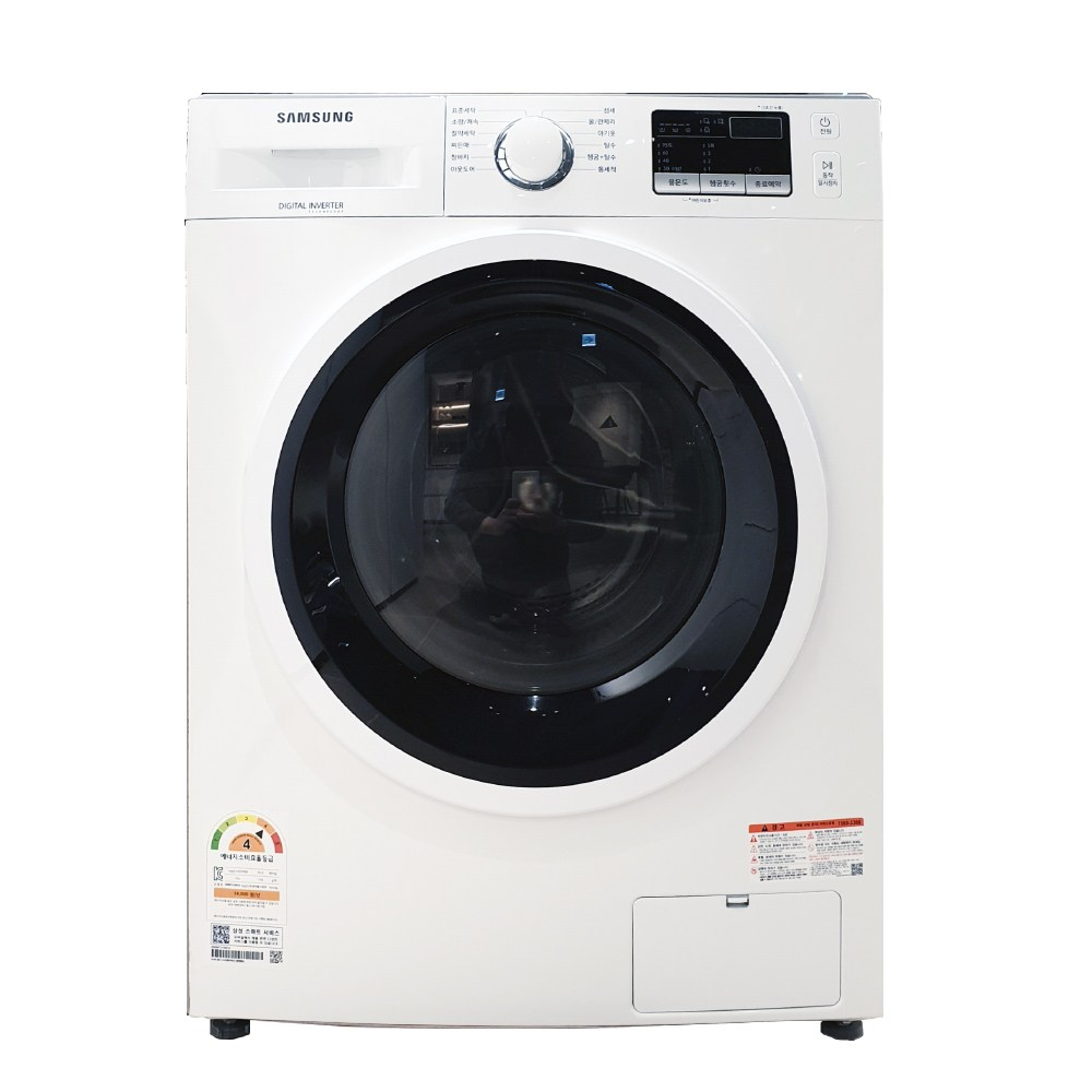 삼성 드럼 세탁기 WD80R3320KW 8Kg 빌트인 세탁건조, 단일상품