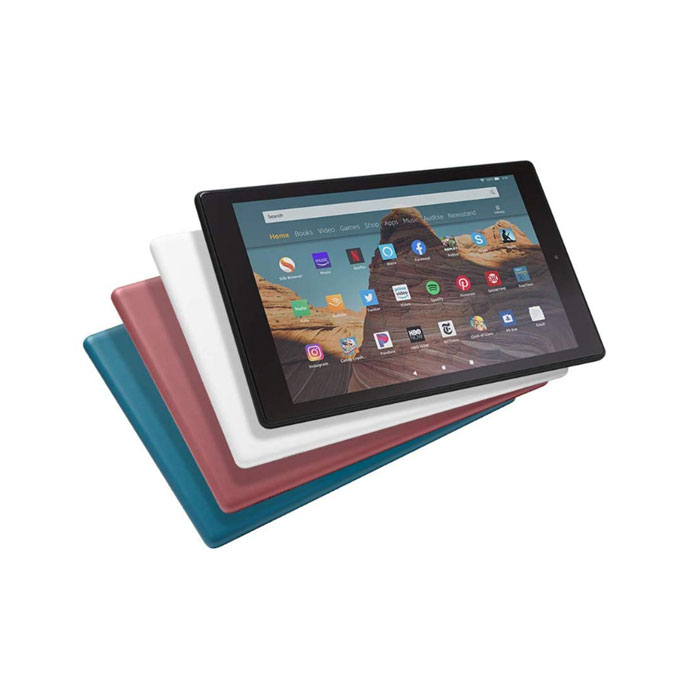 Amazon [관부가세포함] 아마존 파이어 HD10 태블릿 32GB 4종, 32 GB, 4. Twilight Blue