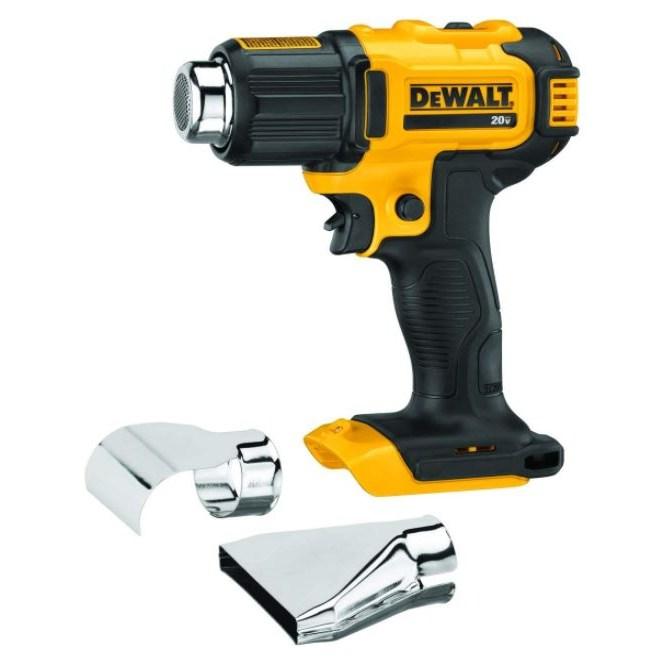 디월트 DCE530B 무선 히트건 열풍기 (Tool Only) / DEWALT DCE530B 20V Max Cordless Heat Gun (Tool Only)