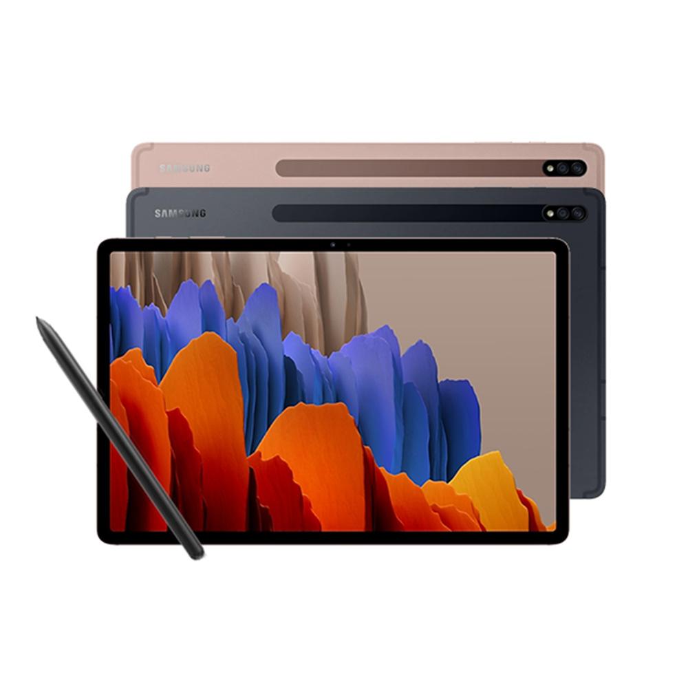 삼성전자 갤럭시 탭S7 11.0 T870 WiFi 128GB/해외버전/한글지원, 골드