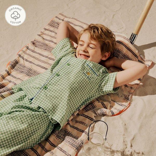 [갤러리아] 오르시떼(아동)[오르시떼] 아동 바르비종 반소매 상하 (60-75)