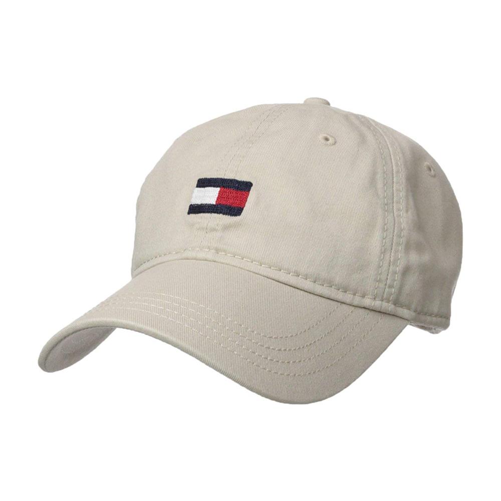 타미힐피거 Ardin Dad Hat 로고 모자 타미 스톤
