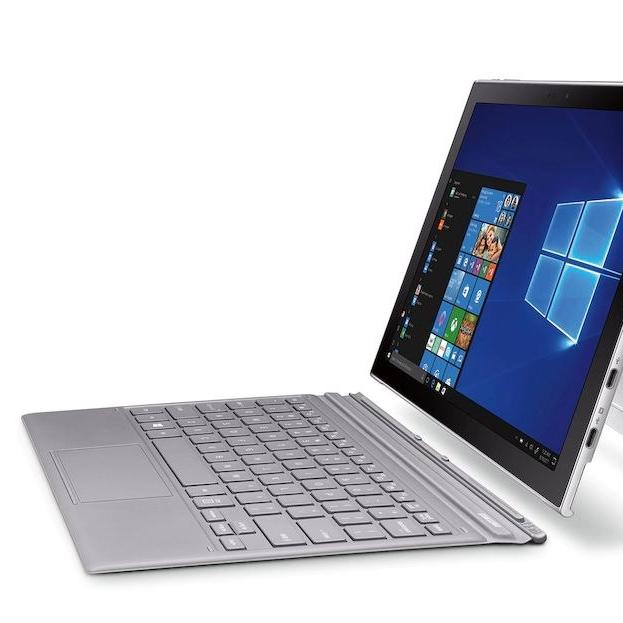삼성전자 갤럭시 북2 SM-W737 128GB 태블릿 특가판매, 그레이_특가리퍼