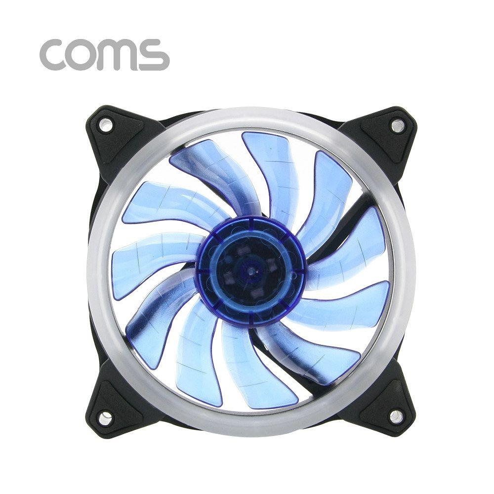 120mm LED 쿨러 케이스용 CASE-블루, 본상품선택