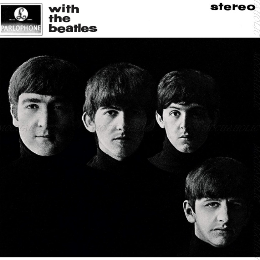 [LP] 비틀즈 엘피 판 With The Beatles Remastered