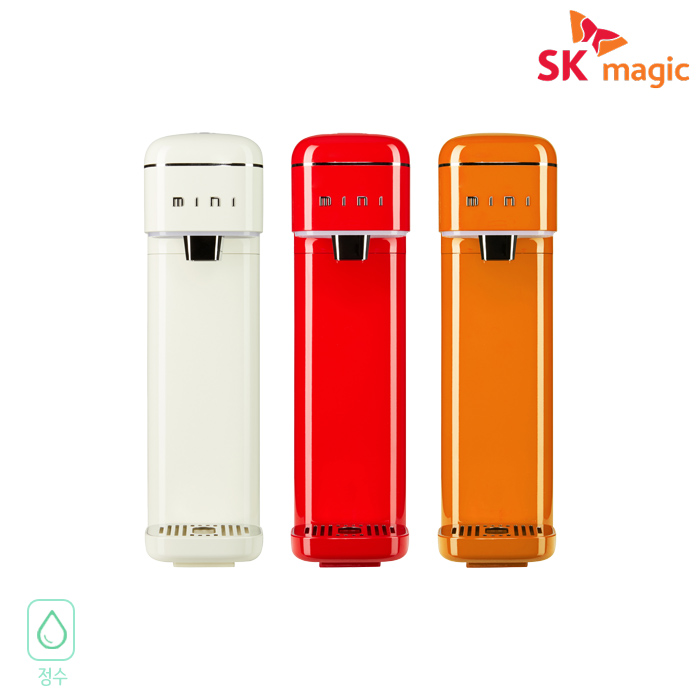 [공식판매점] SK매직 초슬림형 직수 정수기 S케어 WPU-2200C 1년관리, 화이트