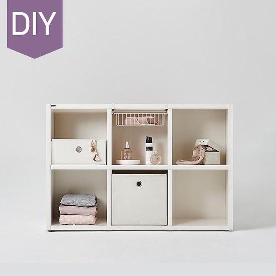 한샘 샘 어린이 책장 2단 120cm DIY(컬러 택1), 색상:메이플(C)