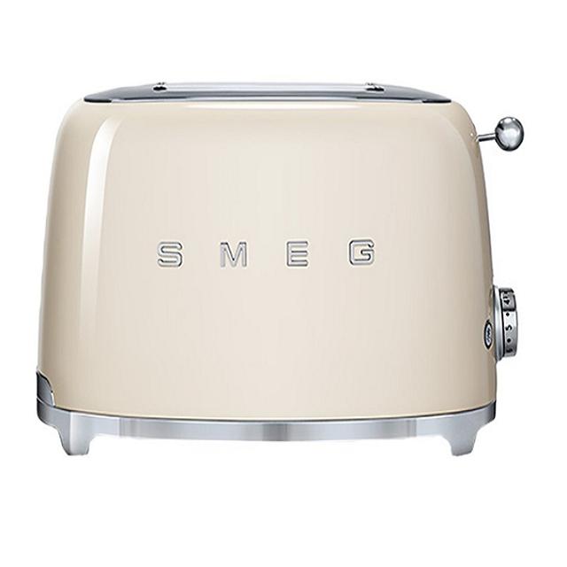 스메그 Q 2구 토스터기 7가지 색상 SMEG (개인통관번호기재), 핑크