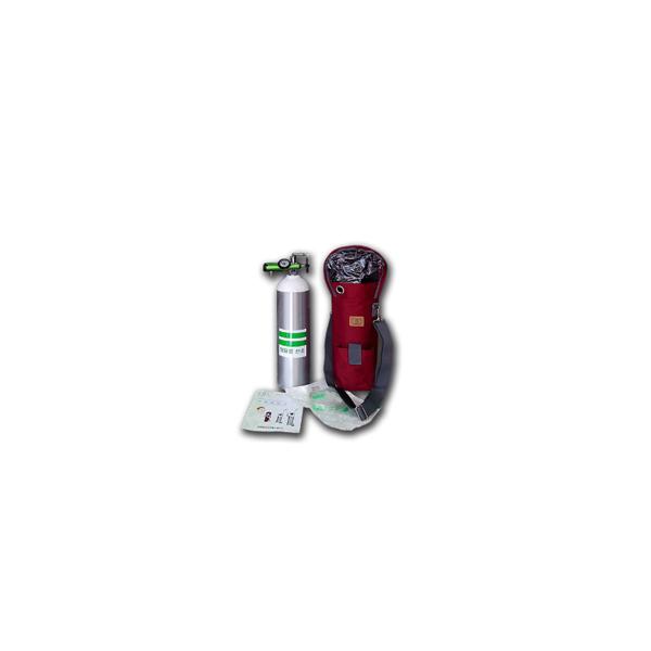 휴대용 산소호흡기 의료용산소통 /산소2.8L 가방세트 (POP 5649440185)