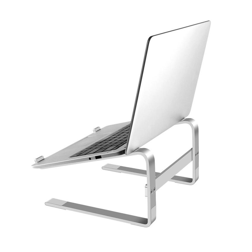(프로모션중) All 알루미늄 맥북 프로 노트북 거치대 받침대 TX8, 실버-20-5258829245
