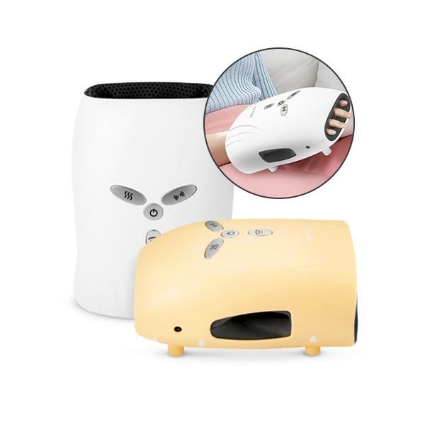마이템 [마이템] 시원에어 손마사지기 GHM-002, 화이트