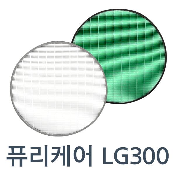 블루선 LG퓨리케어300 공기청정기 호환 필터, 스탠다드
