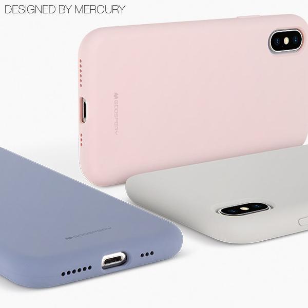 Goospery 실리콘 케이스 휴대폰