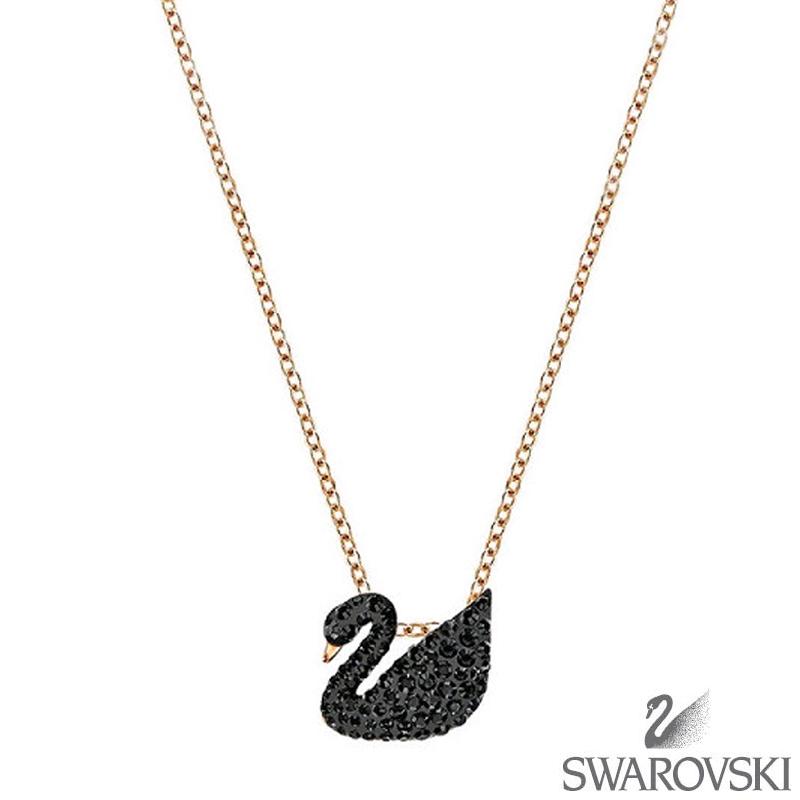 스와로브스키 iconic swan small 목걸이 5204133