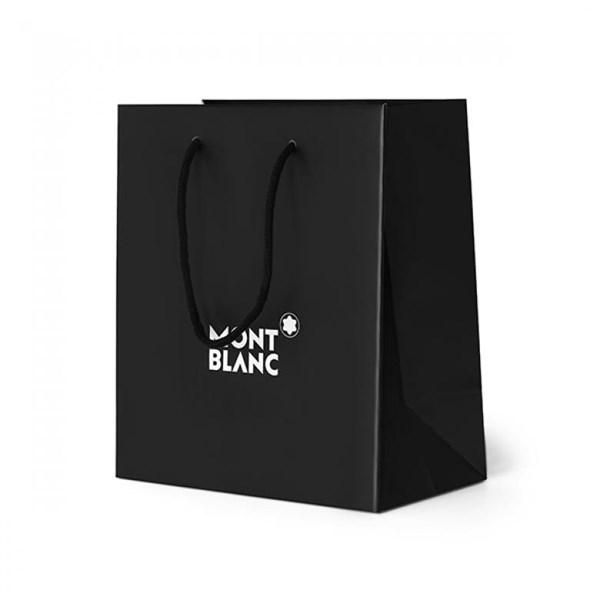 MONTBLANC 몽블랑 선물용 정품 블랙 쇼핑백