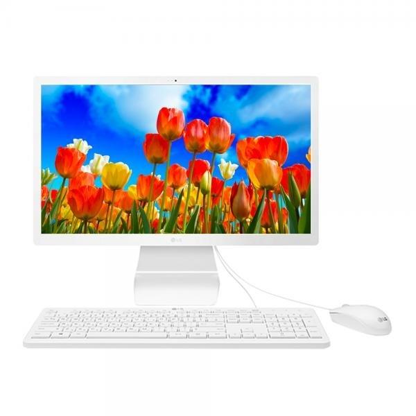 (LG전자 일체형 PC 22VD280-LX24K (8GB 교체 + 120GB(SSD) 교체 전자/일체형/교체, 단일 색상, 단일 모델명/품번