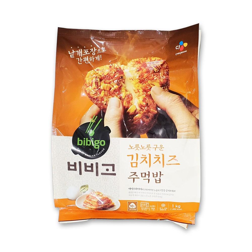 코스트코 CJ비비고주먹밥 1000g (100g x 10개입) [아이스박스 당일출고]