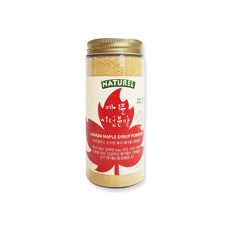 나뚜렐 맛있는 메이플분말 달고나커피, 1통, 280g