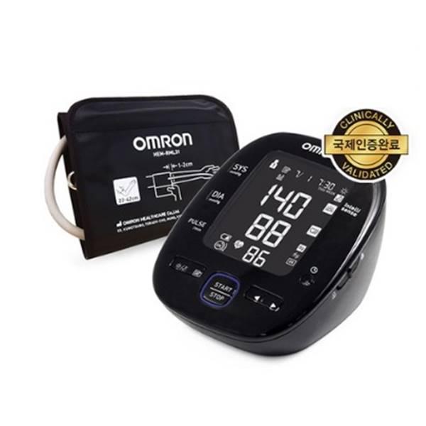 오므론 블루투스 자동전자 혈압계 HEM-7280T 팔뚝형 혈압측정기, 1개