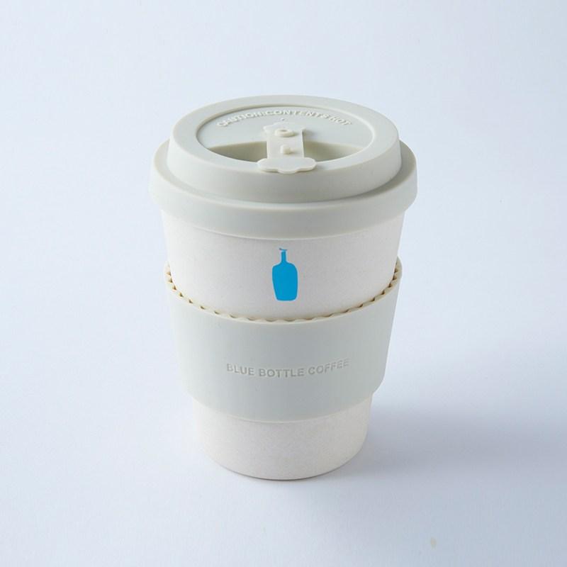 블루보틀 에코 커피컵 친환경 텀블러