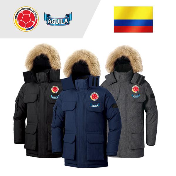 L. 콜롬비아 국대팀 패딩자켓/파카(950)