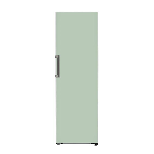 LG전자 오브제컬렉션 X320GMS 컨버터블 냉장고 1등급 미스트 글라스 민트 (POP 2359891442)