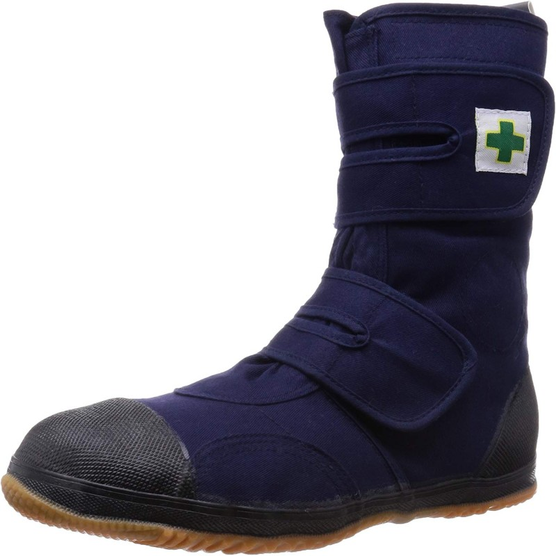 [키타] 안전 신발 작업 신발 메가 안전 고소 용 하이 가드 유형 DK-540 네이비 JP 26.0 (26cm)