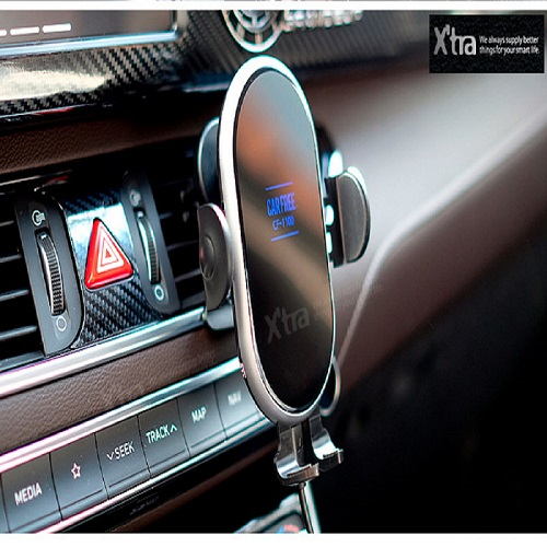 (사밸)LED 프리미엄 풀세트 360도 차량 용 휴대폰거치대(시거잭 포함)